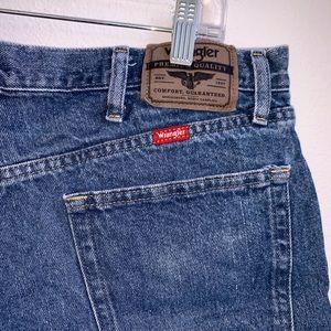 Wrangler Shorts - Wrangler | High Waisted Mom Jean Shorts